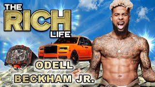 Odell Beckham Jr | The Rich Life | His Orange Rolls Royce & $350,000 Watch