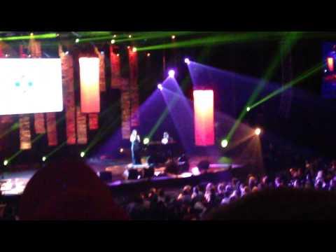 "Jessica Sanchez singing ""Let It Go"" from Diseny's Frozen with Robert"