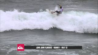 John John Florence R1 H12 9.90 - Quik Pro Gold Coast