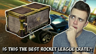 "OFFICIAL CC5 CRATE ITEMS?! | Rocket League's ""Player's Choice"" Crate RESULTS + CONTENTS!"