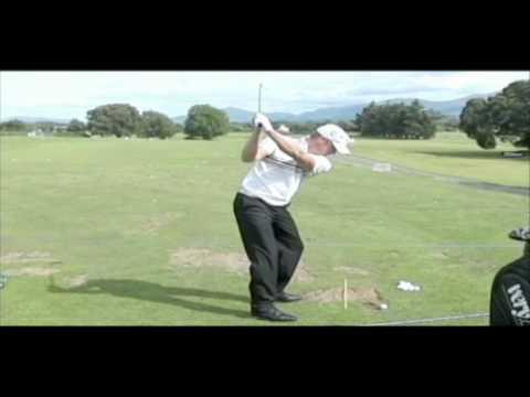 Jamie Donaldson Swing Jamie Donaldson Slow Motion