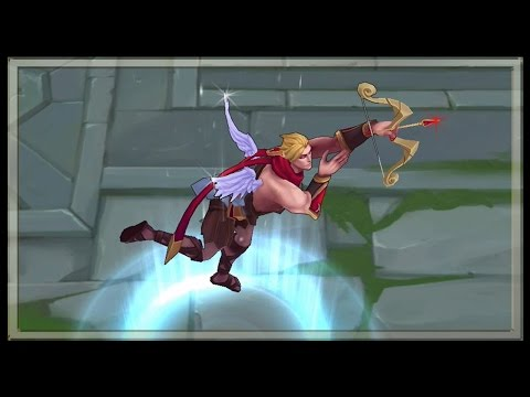 Recall Preview Of Heartseeker Varus Skin   League Of Legends