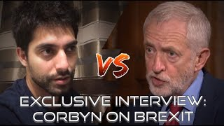 Exclusive Interview: Jeremy Corbyn EXPOSED On Brexit