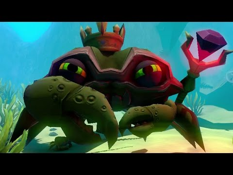 I Am Crab King Feed And Grow Crab Madness 2