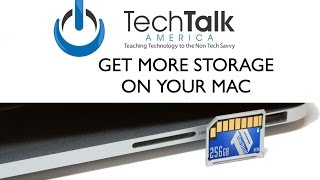 Get More Storage On Your Mac with Tardisk