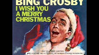 Bing Crosby 34 Winter Wonderland 34 1962