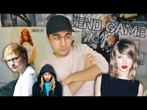 ANÁLISIS: Taylor Swift - End Game feat.  Ed Sheeran and Future  JJ