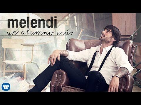 Melendi El amor es un arte Audio oficial