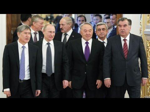 саммит ОДКБ, Россия, Армения, Белоруссия, Казахстан, Киргизия и Таджикистан, 21.12.2015