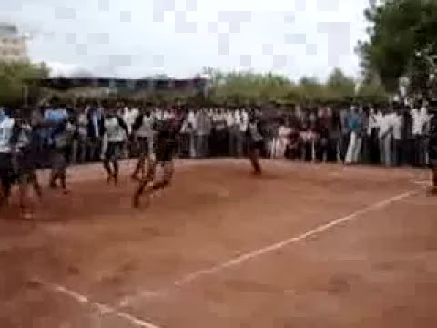 Kabaddi Match - Anna Univ Zone-6, Pgp Vs Gce, Part-2 video