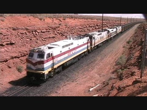 Black Mesa and Lake Powell Railroad