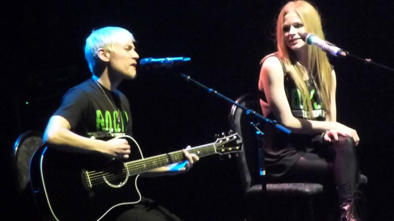 Avril Lavigne On Tour