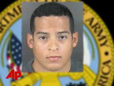 Police: Suspect Father of Soldier's Unborn Child