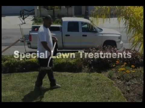 San Diego Lawn Aeration & Lawn Care, Poway Lawn Aeration, Special Treatment