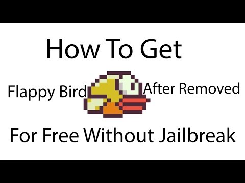 How To Get Flappy Bird After Removed For Free Without Jailbreak