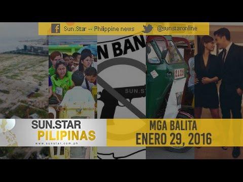 Sun.Star Pilipinas January 29, 2016