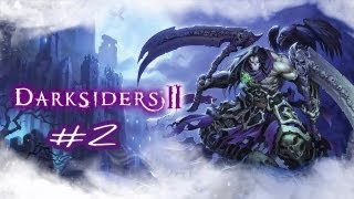 Прохождение игры darksiders 2 видео death lives limited edition