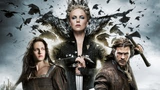 Snow White & the Huntsman - Snow White & the Huntsman - Movie Review