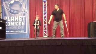 Ray Park being awesome! #1