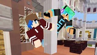 Minecraft / Hide and Seek / They Found Me! / Radiojh Games