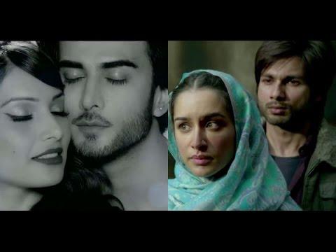 Shahid and Shraddha Kapoor's Haider and Bipasha Basu's Creature 3D