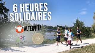 6 HEURES DE RUNNING SOLIDAIRE A TOURS !