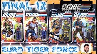 DIAGNOSTIK80'S REVIEWS & THE FULL FORCE PODCAST - GIJCC FINAL 12 EURO TIGER FORCE!!