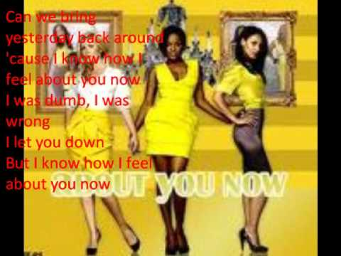 About You Now Sugababes lyrics klip izle