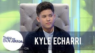 TWBA: Is Kyle mad at JK Labajo because of the fight between him and Darren?
