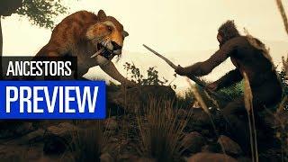 Ancestors: The Humankind Odyssey | PREVIEW | Die Evolution als Survival-Adventure