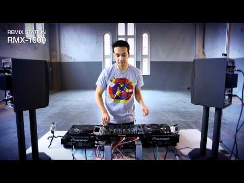 RMX-1000 Laidback Luke Performance