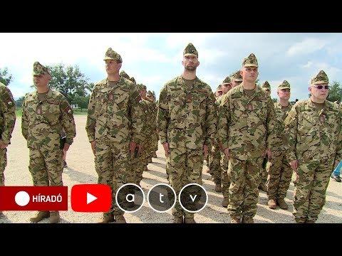 HM: Nem kell hazahozni a magyar katonákat Irakból