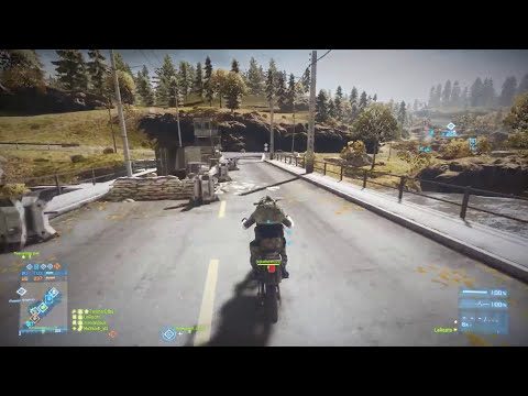 Olimpiada Terrorista em BATTLEFIELD 3