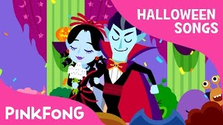 Vampire Wedding | Halloween Songs | PINKFONG Songs for Children