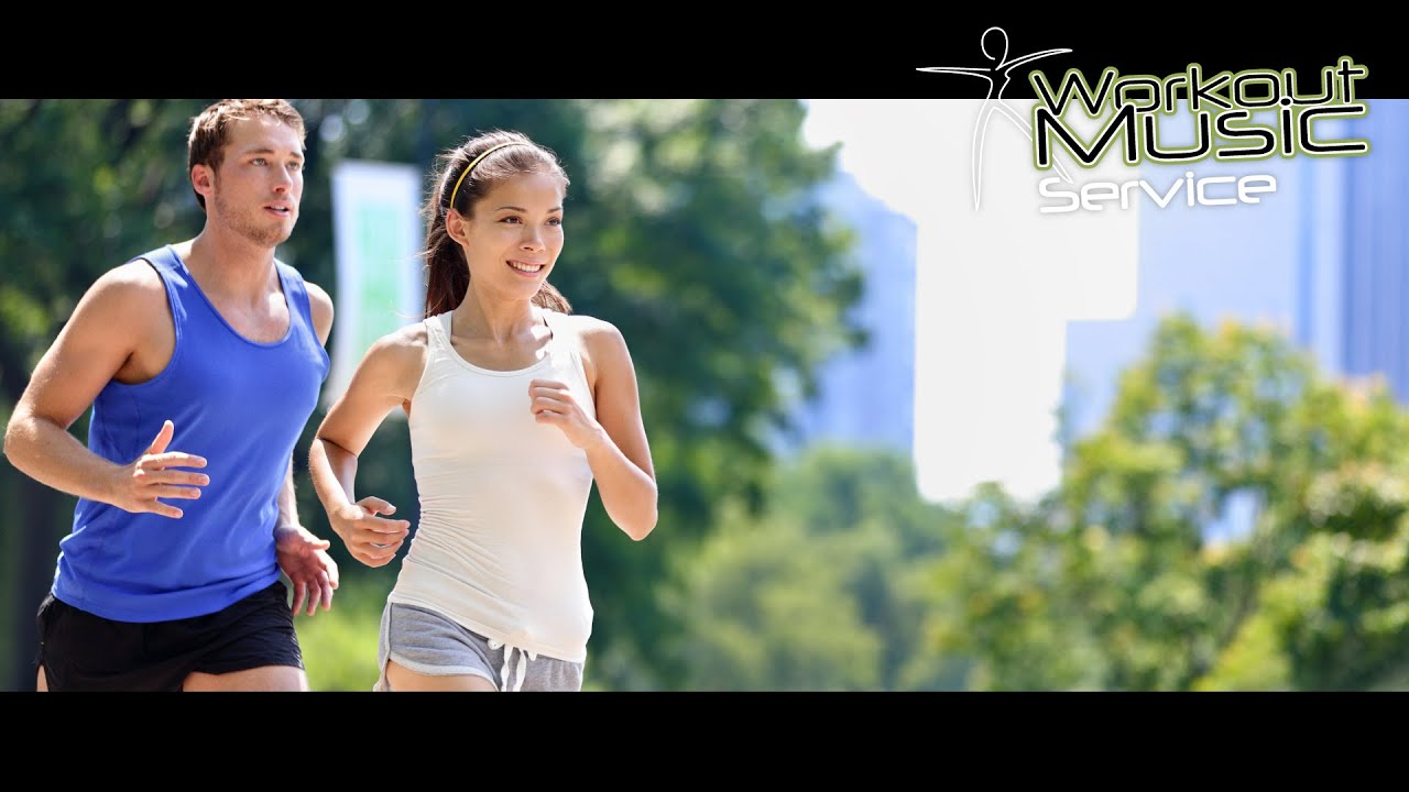 Runners Jogging Music - New York City Central Park