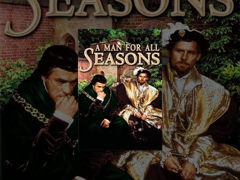 a detailed summary of robert bolts play a man for all seasons Off stage paul scofield as more and robert shaw as henry viii in a man for all  seasons, adapted from robert bolt's play photograph: kobal.