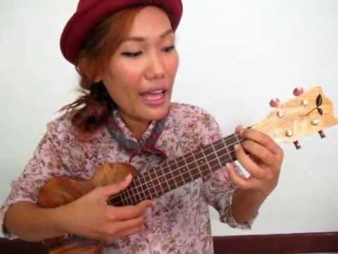 สอนเล่น ukulele :ไม่ได้ยิน Olives by Apple Show