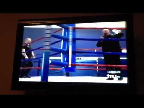 Lizard lick towing amys fight