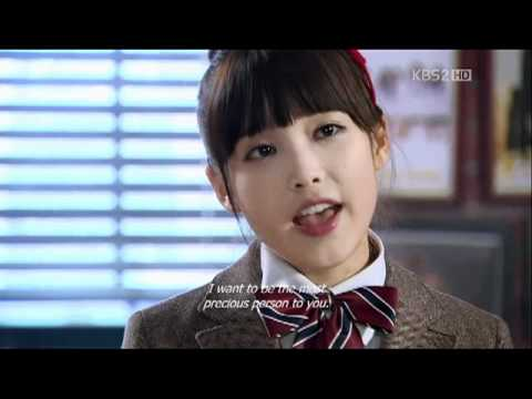 Samdong Feat Pilsuk   Can't I Love You   Dream High Korean Drama video