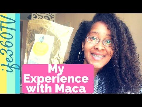 Maca Root Powder   My Experience, Hair Loss, Hair Growth, Fertility, Hormonal Imbalance