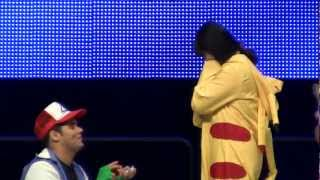 Anime Boston 2012 Marriage Proposal During Chess - 1080p HD