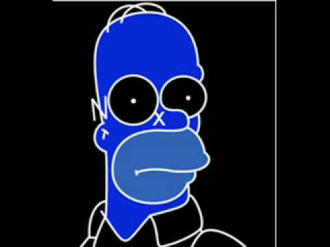 Homer - Optical Illusion Music Videos