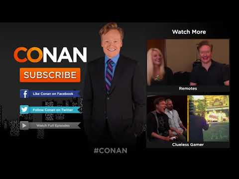 Conan's Robot Office