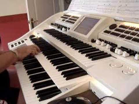 Wersi Organ