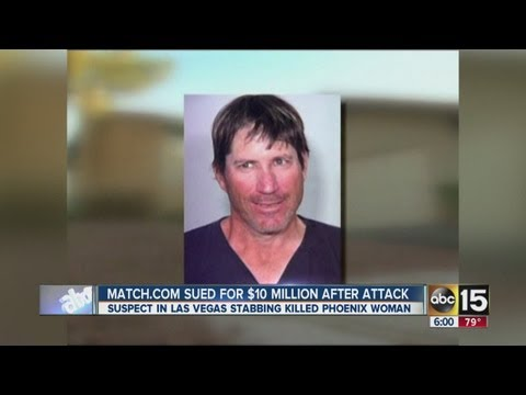 Match.com sued for attack in Las Vegas