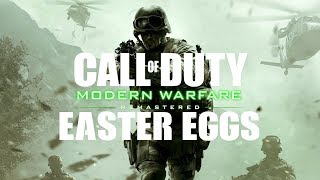 Call of Duty: Modern Warfare Remastered - 20 Easter Eggs, Secrets & References