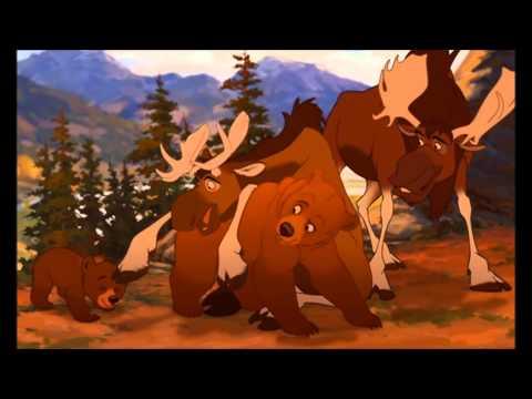 Братец медвежонок (2003) - Русский трейлер мультфильма