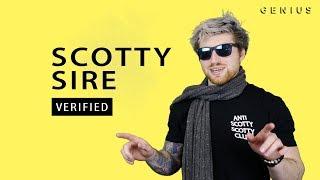 "Scotty Sire ""Mister Glassman"" Official Lyrics & Meaning | Verified"