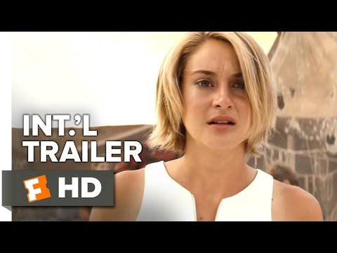 The Divergent Series: Allegiant Official UK Trailer #1 (2015) -  Shailene Woodley Sci-Fi HD