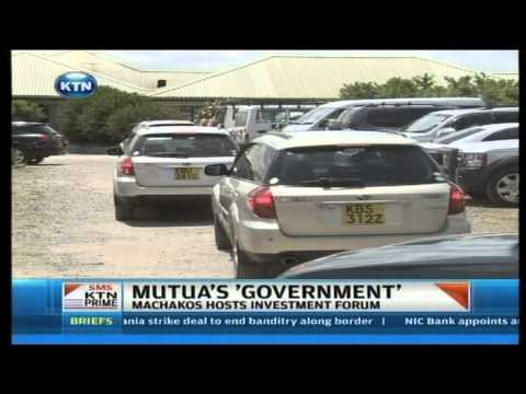Mutua's Government